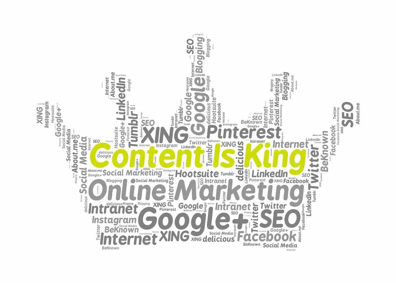 Content Management – Informationen zu Tätigkeiten und Aufgaben